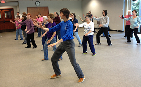 Burien Tai Chi & Qigong for Everyone (Greenhouse Park) @ Burien Community Center | Burien | Washington | United States