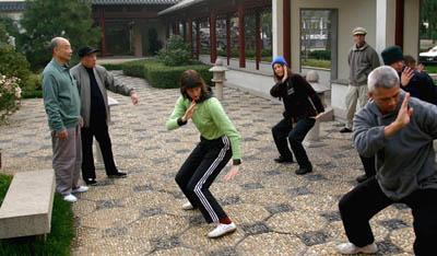 Spiral Energy Qigong, Sifu Viola Brumbaugh, Xing Yi Grandmaster Wei