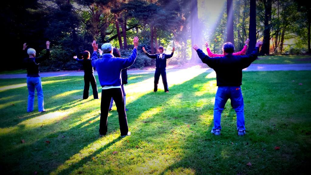 Qigong - Health of Body, Mind & Spirit @SSC @ South Seattle College, CEC 101 | Seattle | Washington | United States