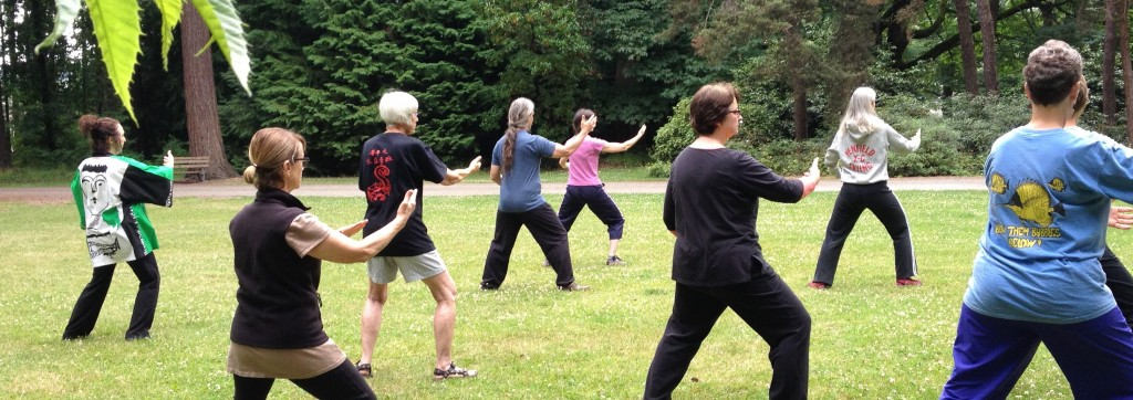 Yang Tai Chi 108 - All Levels @ Center for Movement & Healing | Seattle | Washington | United States
