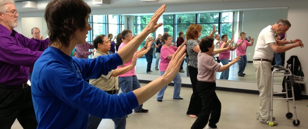 Tai Chi for Seniors @ Wise Orchid Taijiquan & Qigong