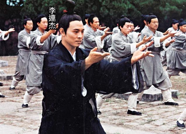 Tai Chi Master Movie Matinee & Chinese New Year Celebration