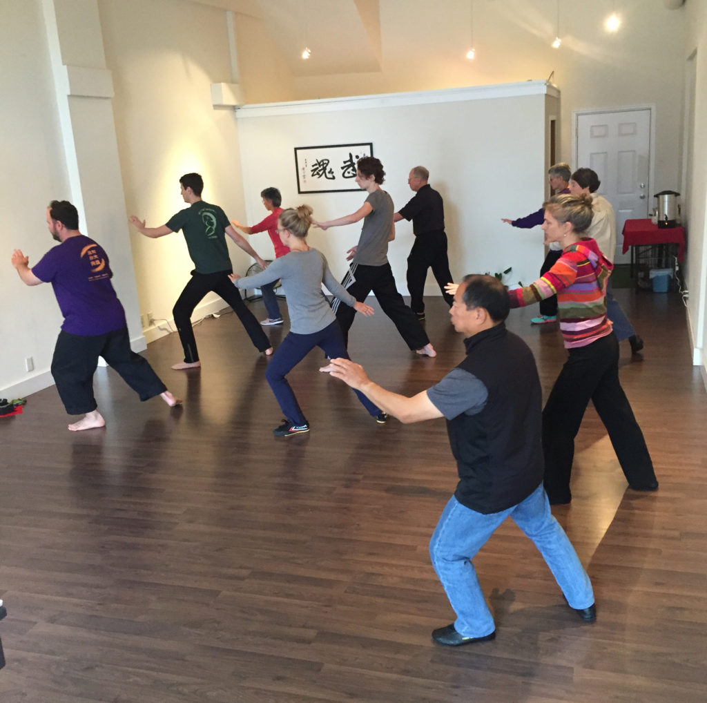 Chen Tai Chi / Qigong - All levels @ Wise Orchid Taijiquan & Qigong | Seattle | Washington | United States