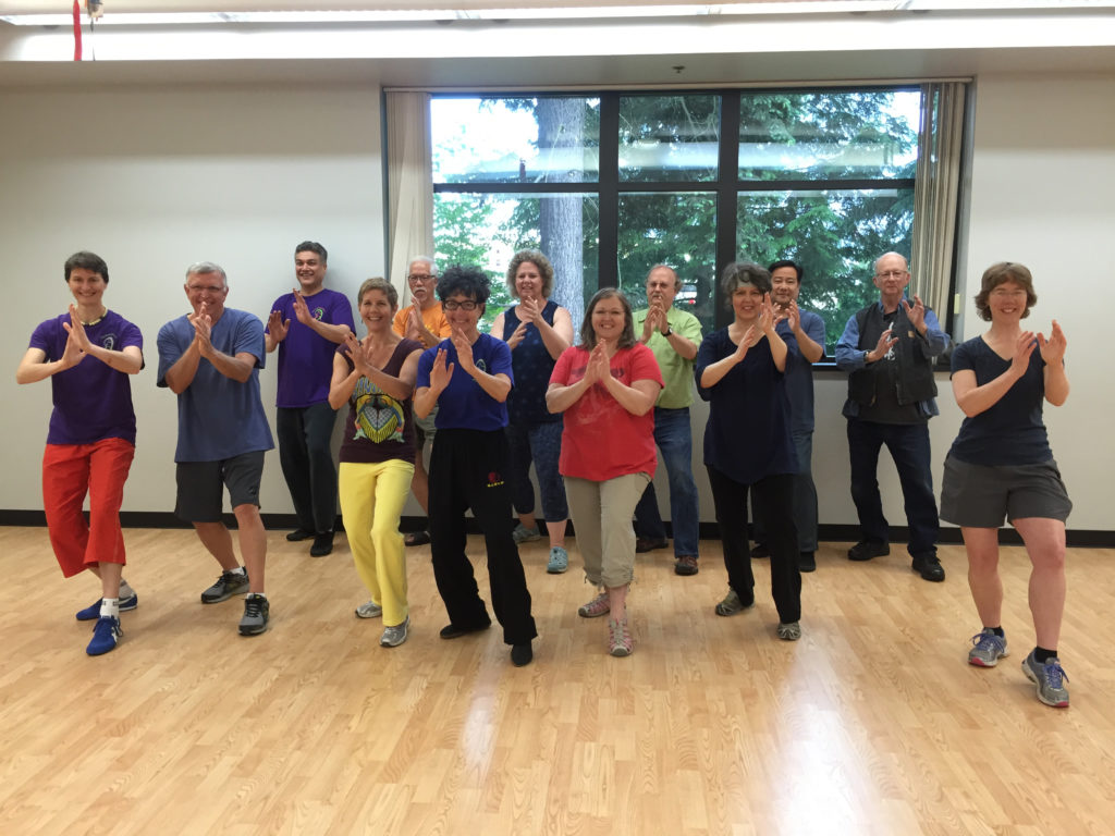 Chen Tai Chi for Beginners - Burien @ Burien Community Center | Burien | Washington | United States
