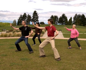 Intro to Tai Chi - The Fundamentals @ Wise Orchid Taijiquan & Qigong